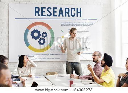 Research Information Discovery Results Concept