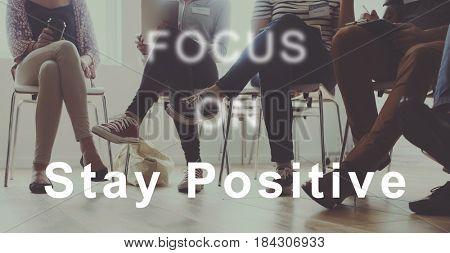 Optimism mindset is a good attitude