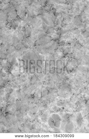 Grey marble patterned texture background, Abstract natural marble black and white for your design art work.
