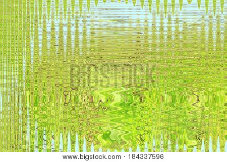 light bluish and greenish texture with light flashes