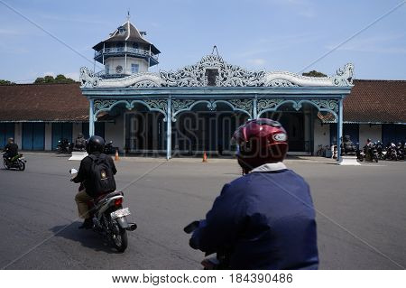 Keraton Solo / Karaton Surakarta Hadiningrat Central Java Indonesia