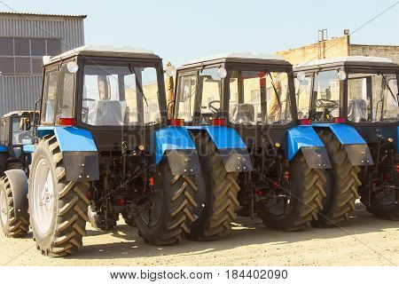 Combines And Tractors, Agricultural Machinery, Agricultural Machinery Maintenance