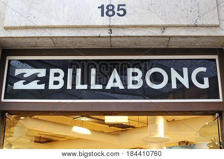Billabong Store