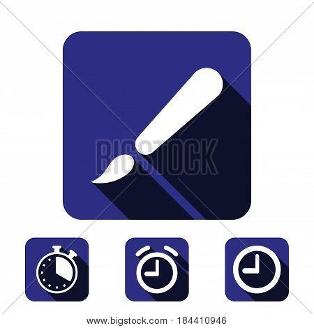 brush icon stock vector illustration flat design