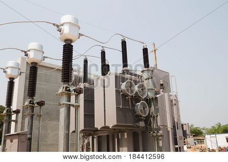 Electricity Authority Station, Power Plant