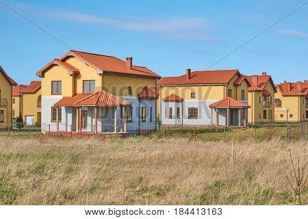Suburbia Houses New Development Suburban Homes In Europe.