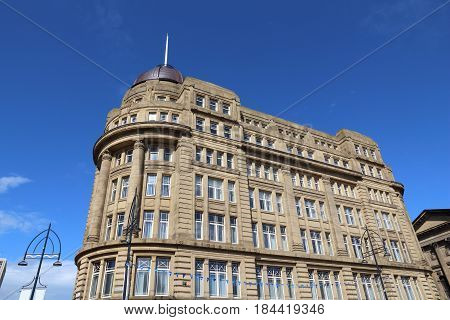 Bradford, Yorkshire