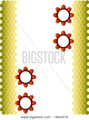 Hexagons And Gears