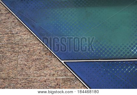 Colorful granite tiles texture. Abstract Granite tiles background. Granite mosaic