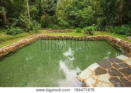 Jardim Do Eden Natural Pool Water