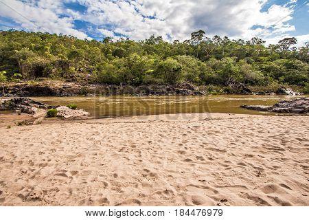 Encontro Das Aguas In Chapada Dos Veadeiros