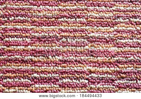 Foot scraper colorful texture background walk soft