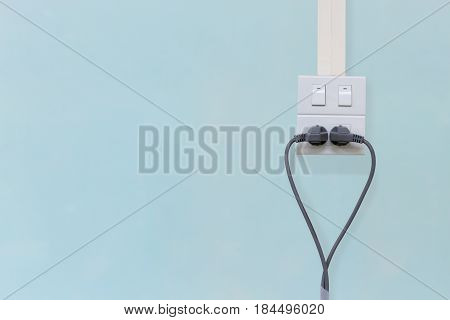 Plug Socket And Switch