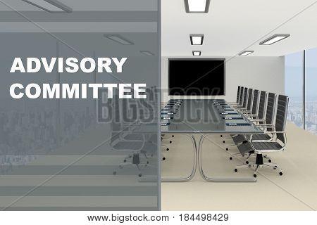Advisory Committee Concept