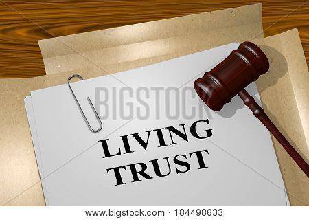 Living Trust Concept