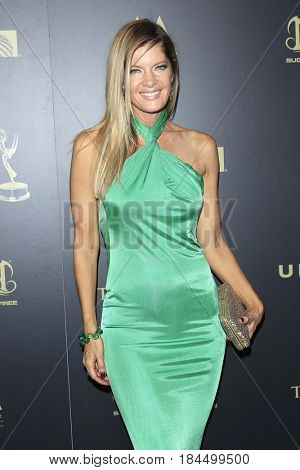 LOS ANGELES - APR 30:  Michelle Stafford at the 44th Daytime Emmy Awards - Arrivals at the Pasadena Civic Auditorium on April 30, 2017 in Pasadena, CA