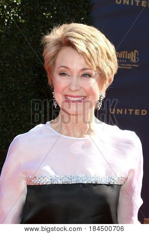 LOS ANGELES - APR 30:  Jane Pauley at the 44th Daytime Emmy Awards - Arrivals at the Pasadena Civic Auditorium on April 30, 2017 in Pasadena, CA