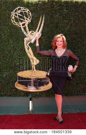 LOS ANGELES - APR 30:  Suzanne Rogers at the 44th Daytime Emmy Awards - Arrivals at the Pasadena Civic Auditorium on April 30, 2017 in Pasadena, CA