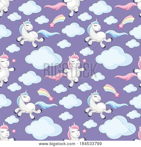 Little Unicorns Pattern.eps