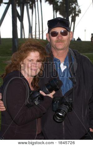 Photogrpahers On Venice Beach