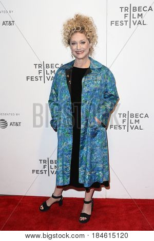 NEW YORK-APR 28: Carol Kane attends the 'Unbreakable Kimmy Schmidt' screening at BMCC at PAC during the 2017 TriBeCa Film Festival on April 28, 2017 in New York City.