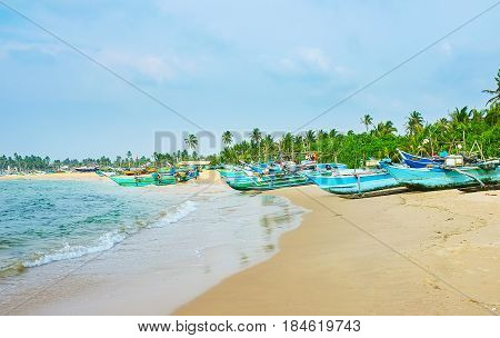 Resorts Of West Coast Of Sri Lanka