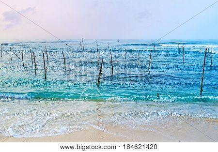 The Beaches Of Sri Lanka