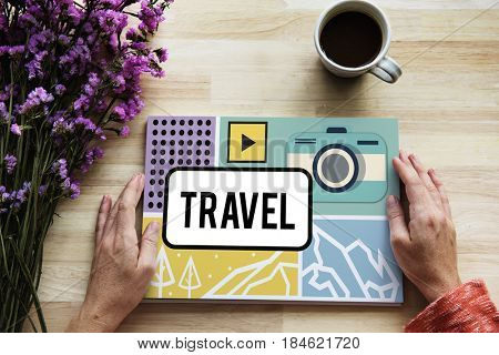 Travel Trip Destination Break Discover Itinerary