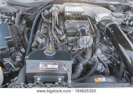 Ford Mustang 5.0 Kenne Bell Sixth Generation Engine
