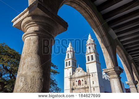Cathedral And Arches