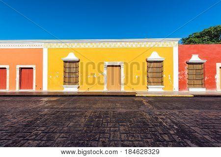 Colorful Campeche, Mexico