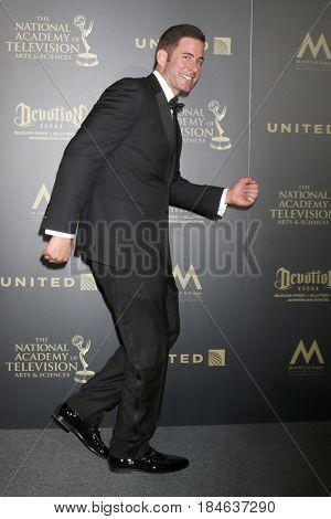 LOS ANGELES - APR 30:  Tarek El Moussa in the 44th Daytime Emmy Awards Press Room at the Pasadena Civic Auditorium on April 30, 2017 in Pasadena, CA