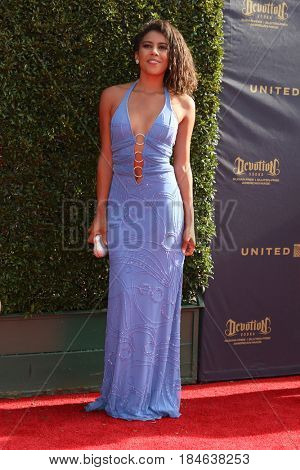 LOS ANGELES - APR 28:  Wyntergrace Williams at the 2017 Creative Daytime Emmy Awards at the Pasadena Civic Auditorium on April 28, 2017 in Pasadena, CA
