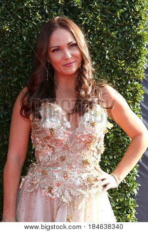 LOS ANGELES - APR 28:  Jade Harlow at the 2017 Creative Daytime Emmy Awards at the Pasadena Civic Auditorium on April 28, 2017 in Pasadena, CA