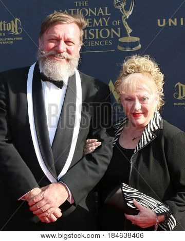 LOS ANGELES - APR 28:  Guest, Gay Blackstone at the 2017 Creative Daytime Emmy Awards at the Pasadena Civic Auditorium on April 28, 2017 in Pasadena, CA
