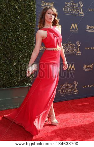 LOS ANGELES - APR 28:  Celeste Fianna at the 2017 Creative Daytime Emmy Awards at the Pasadena Civic Auditorium on April 28, 2017 in Pasadena, CA