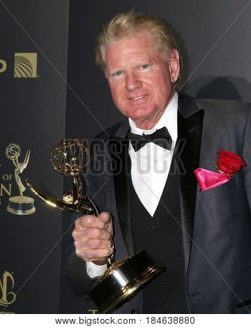 LOS ANGELES - APR 29:  Terry James at the 2017 Creative Daytime Emmy Awards at the Pasadena Civic Auditorium on April 29, 2017 in Pasadena, CA