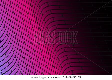Abstract Vector Background. Cyber Grid Illustration. Multicolored Cell Massive