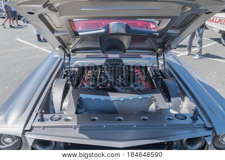 Ford Mustang Vicious 1965 1,000 Horsepower 5.1-liter V8