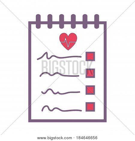 medical prescription to people treatment, vector illustration design