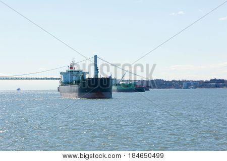 Kazdanga Oil Tanker Ship