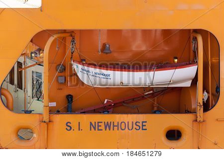 Samuel I. Newhouse Ferry Boat