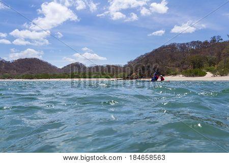 Playa Rajada, Costa Rica