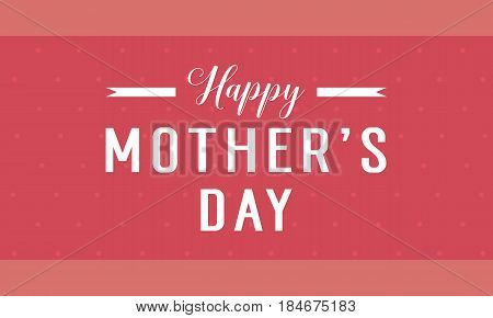 Collection stock mother day background vector illustration