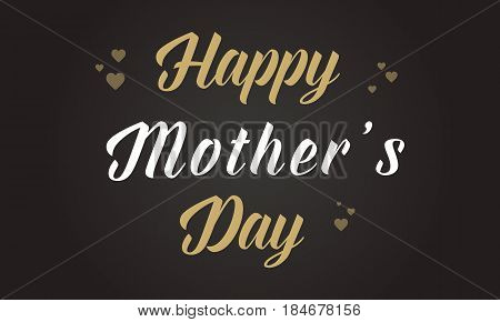 Happy mother day background collection stock vector art