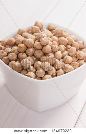 Chickpeas Containing Zinc And Dietary Fiber, Healthy Nutrition