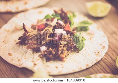 Pulled Pork Carnitas