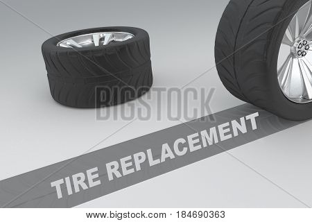 Tire Replacement Concept