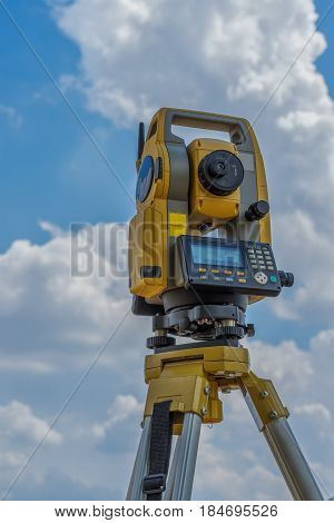 Surveying Or Land Surveying Is The Technique, Profession, And Science Of Determining The Terrestrial
