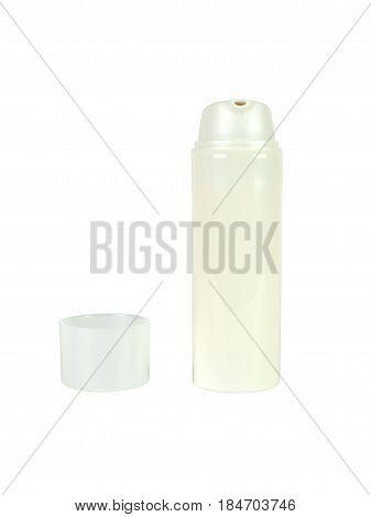 Open Plastic Dispenser